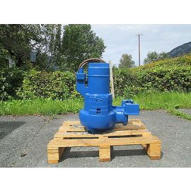 KSB Tauchpumpe 100 - 205 / 34 Regenwasser Pumpe Nr.56948 / 1 DKN 112.4-3 P14/589