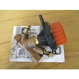 KSB Strangregulierventil Ventil Absperrventil KSB DN 15 1/2Zoll  KOST-EX S14/65