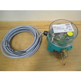 Wilo Differenzdruckgeber DDG2 / 0 - 200 mbar 24 V DC 0 - 20 mA