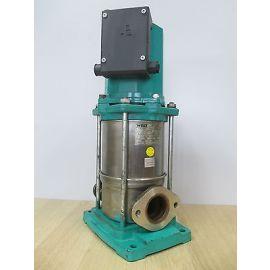 Pumpe Wilo MVIS804 Nassläuferpumpe 3 x 400 V  Druckerhöhung Pumpenkost P16/21