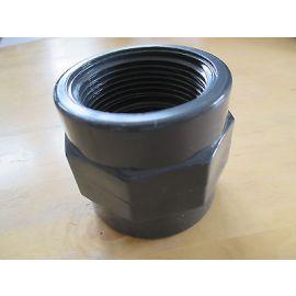 "PVC  Fittings plimat 1 1/4'' x 40   1 1/4"" IG    Gewinde PUMPENKOST S13/335"