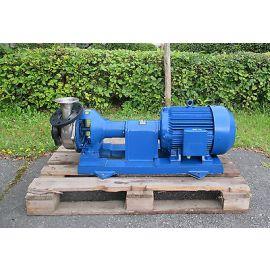 Pumpe Hilge HYGIA CN 2 / 30 C Kreiselpumpe 3 x 380V 11 kW Edelstahl Niro P16/230