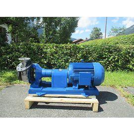 Pumpe Hilge HYGIA CN 2 / 30 C Kreiselpumpe 3 x 400V 11 kW Edelstahl Niro P16/247