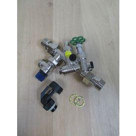 SYRobloc Sicherheitsgruppe 24  DN 20 Gewinde 1 Zoll 10 bar für TWE 1000L S16/265