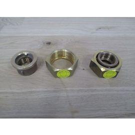 Pumpenverschraubung Rotguss   3 / 4 Zoll   2 Stück   S16/293