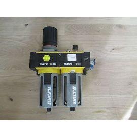 Micro Wartungseinheit Druckminderer Öler 10 bar   Pumpenkost  S12/304