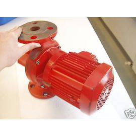 Pumpe KSB Trialine 32-125/042 S-S Baul 260 Qmax 17 m³/h