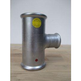 Sanha T - Stück 54 x 35 x 54 mm Edelstahl Press Fitting K17/141