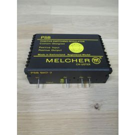 Melcher Spannungsregler PSB 5H7-7 Regler Positive Switching Regulator K17/320