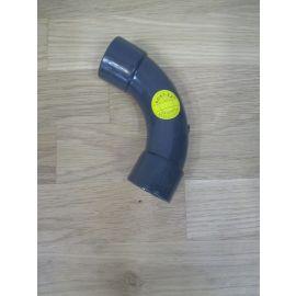 PVC Bogen Durchmesser 25 mm 9 Grad Fitting Klebemuffe Muffe K17/402