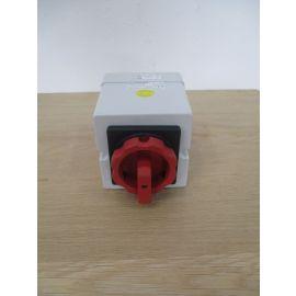 Schalter Sontheimer RLT20/6PLM-M20 5,5 kW 690 V K17/482