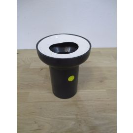 Sanit WC Anschlussrohr D 90 mm Anschlussstutzen Pumpenkost K17/5