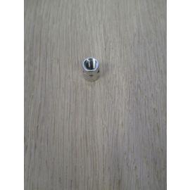 Muffe mit Innengewinde M5 x 0,8 metrisch Messing Doppelmutter M5 K17/505
