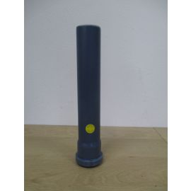 Muffenrohr HT Rohr DN 50 x 250 mm Polo - Kal NG PVC PUMPENKOST K17/625