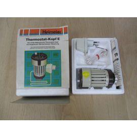 Heimeier elektronischer Thermostat Kopf E Nr. 1701-00 mit Steuerung K17/741