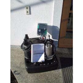 Wilo Drain BM - Lift / 1,2 - 2 - 3 - 400     3x400V   Abwasser - Hebeanlage  1.3kW   Pumpenkost P17/17