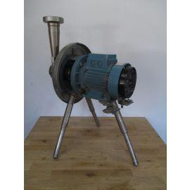 APV Rosista Kreiselpumpe W-20/20-220 N 3 x 400 V 1,1 kW Centrifugal Pump P19/16
