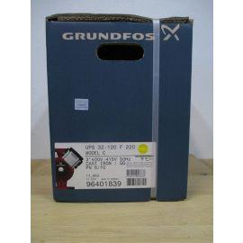 Pumpe Grundfos UPS 32 / 120 F Heizungspumpe 3 x 400 V Umwälzpumpe KOST-EX P19/3